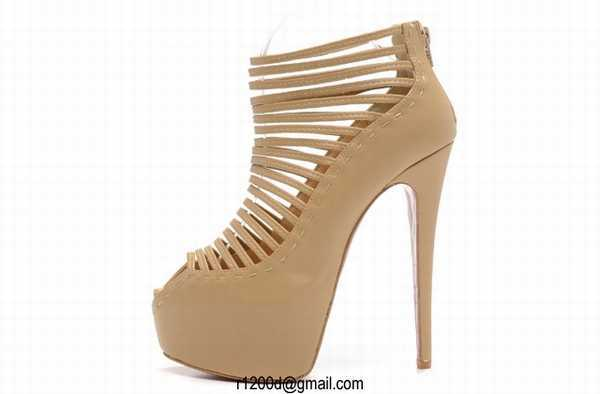 achat chaussure a talon haut