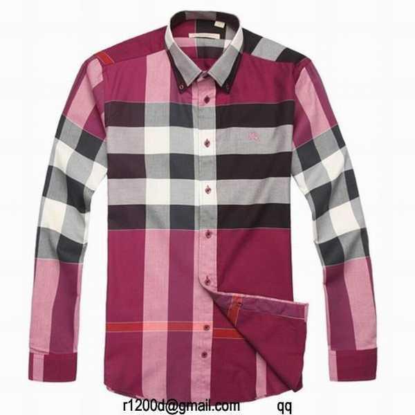 acheter chemise burberry en ligne,chemise manche longue grande taille homme  pas cher,chemise f718adb8146
