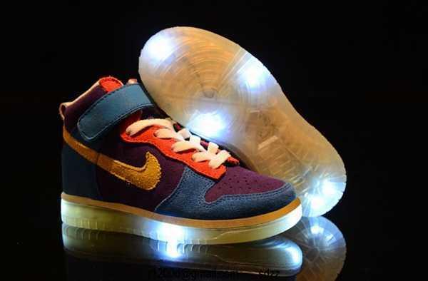 adidas chaussures lumineuses