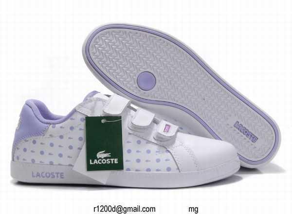 26181aa446 Solde Lacoste Canada Femme Szq1nxhz5 Chaussure wYTwqSv