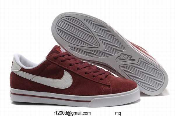 nike chaussure ville homme