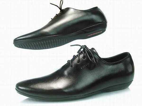 bf528cd456c6c Homme Prada Noir Prada Ville Chaussure Vernis chaussures Rzn5a5Pq
