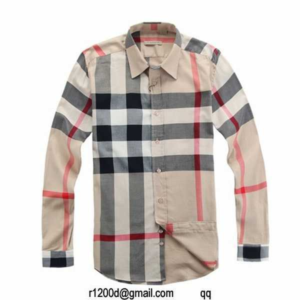 chemise burberry grand carreau,chemise homme burberry london,nouvelle  collection chemise homme 2013 dd441bb9491