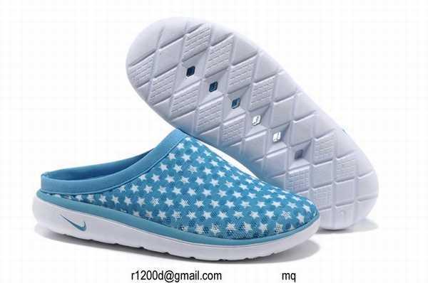 chaussure de plage nike femme