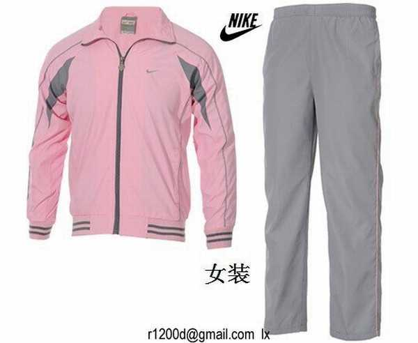 ensemble survetement femme nike